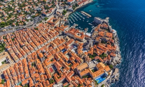 Dubrovnik - the pearl of the Adriatic