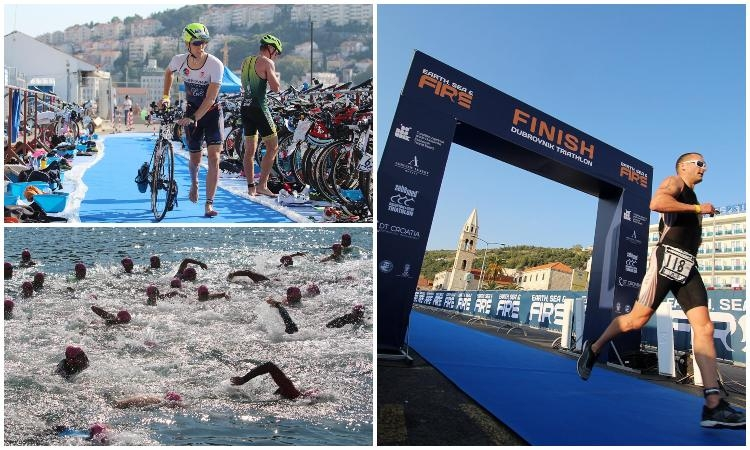EARTH, SEA & FIRE Triathlon in Dubrovnik is just around the corner