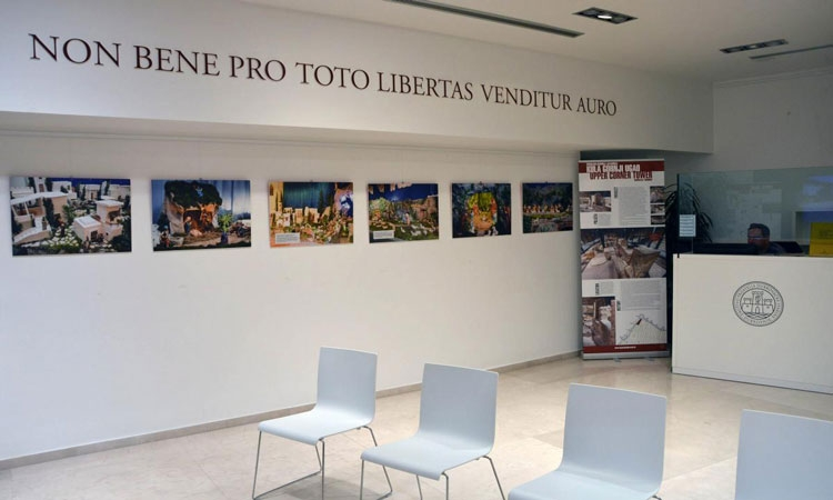 Photo – Exhibition 'Christmas in Dubrovnik' opened