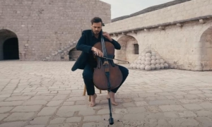 VIDEO – Hauser holds online 'Alone, together' concert from Dubrovnik