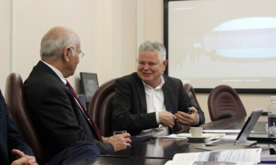 Mayor of Dubrovnik holds working meeting