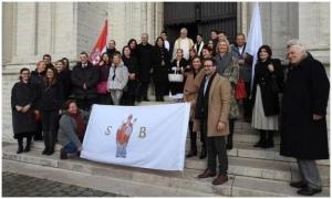Saint Blaise Festivity held in Brussels