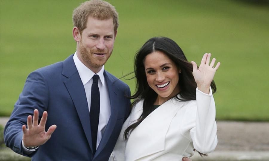 Royal Wedding Of The Year