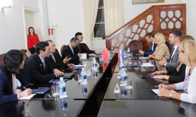 Ambassador of China meets with Dubrovnik Mayor
