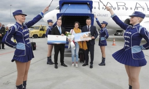 Zagreb airport welcomes millionth passenger in 2019