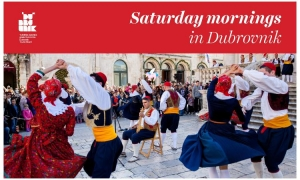 Saturday Winter Mornings in Dubrovnik: Free guided tours and Lindo Folklore Ensemble performance