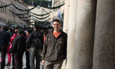 Linden Pohland – Dubrovnik is such a beautiful city that offers a great student experience