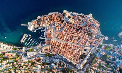 Dubrovnik is one of the 50 most beautiful places in Europe