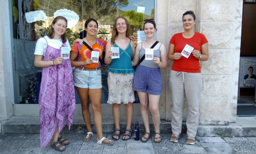 a721d86e5 Learn Croatian in Dubrovnik free-of-charge at Europe House Dubrovnik ...