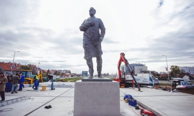 First Croatian President gets new statue in Zagreb