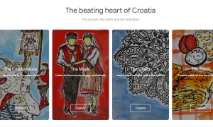 GOOGLE ARTS & CULTURE: Experience the colors, sounds, and specialities of Croatia