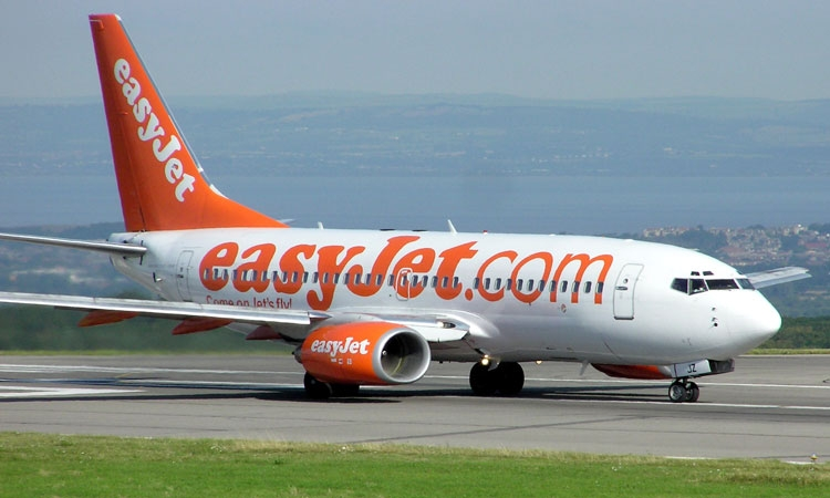 EasyJet adds one more Dubrovnik-Edinburgh rotation in 2017