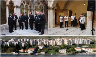 Vocal groups to have concerts all over Dubrovnik