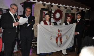 St. Blaise traditionally celebrated in New York