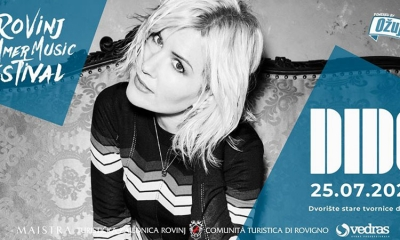 Dido coming to Croatia