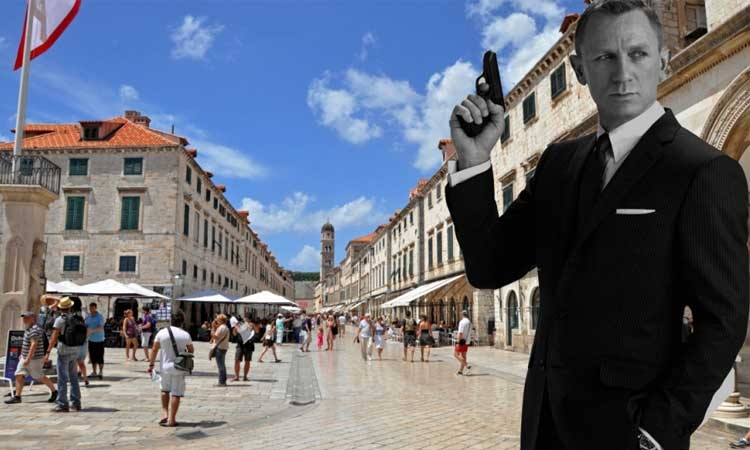 James Bond coming to Dubrovnik in January 2018