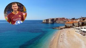 Famous footballer Edin Dzeko to open a coffee shop in Dubrovnik