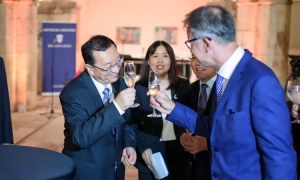 Chines and Croatian tourism ministers meet in Dubrovnik