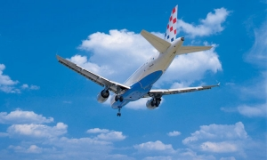 Get a 30 percent discount on all flights booked with Croatia Airlines