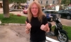 Iron Maiden guitarist enjoys a break in Cavtat
