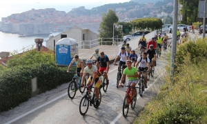 Dubrovnik gets on its bike