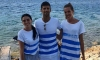 Djokovic enjoys singalong on Korcula island