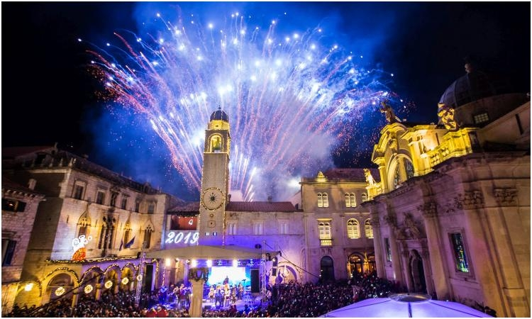 Spectacular New Year's Eve in Dubrovnik – All you need to know