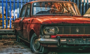 Almost 70 percent of cars in Croatia are over 10 years old