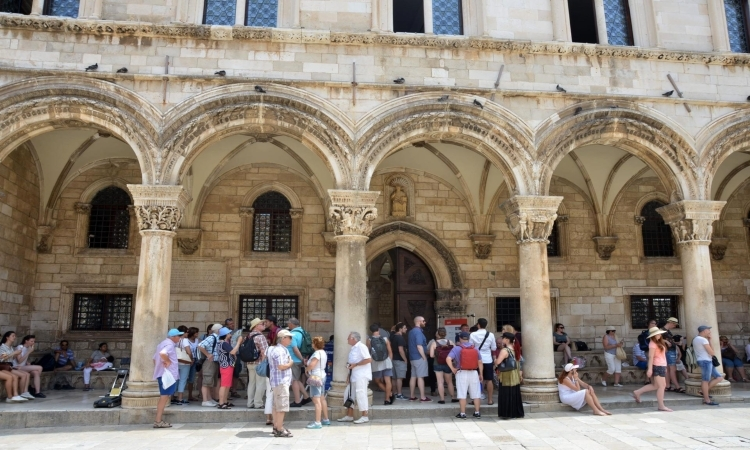Dubrovnik Museums fourth on the list of the most visited museums in Croatia