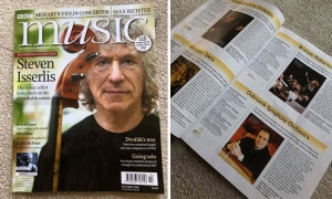 Dubrovnik Symphony Orchestra features in BBC magazine