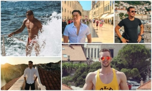 INSTAGRAM ON FIRE: Top 5 hot guys on vacation in Dubrovnik