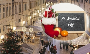 "Christmas magic in Dubrovnik this weekend – ""The City of St Nicholas"""