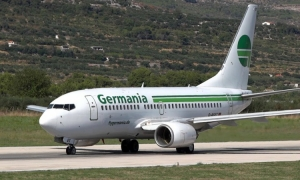 Germania to fly on the new charter lines to Dubrovnik and Split