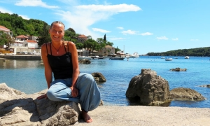 INTERVIEW - Every day, I consider myself blessed to be here in Croatia – Gillie Sutherland
