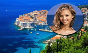 Jessica Alba coming to Dubrovnik this summer