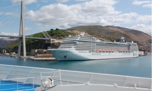 Dubrovnik still the magnet for cruise ships in Croatia
