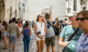 """Croatia in middle of """"100 million Euros a day"""" peak tourist season"""