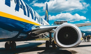 Ryanair opens flights from Germany to Croatia