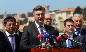 Contract for new Peljesac Bridge signed in Dubrovnik