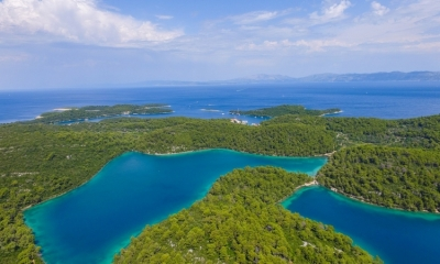 Mljet – a place where nymph Calypso fell in love with Odysseus