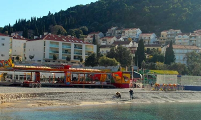 Fun Fair comes to Dubrovnik