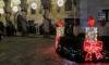Second Dubrovnik Advent Candle lit