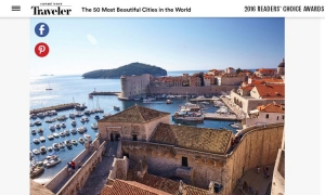 Dubrovnik in the international media again