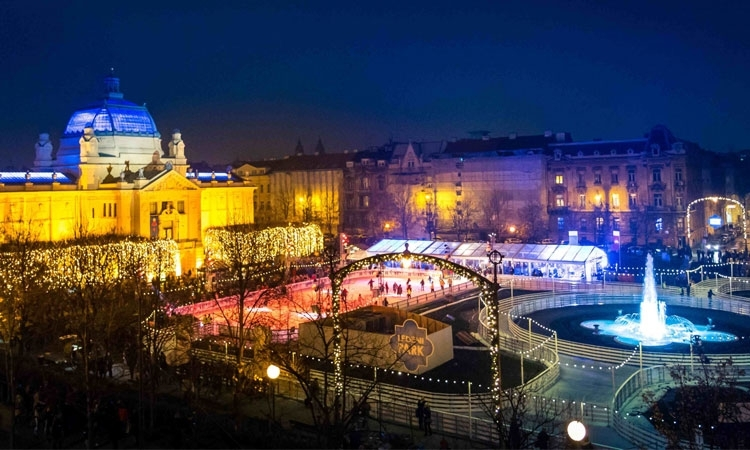 Zagreb has the third best Christmas market in the world