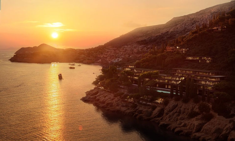 Belvedere to be one of the most luxurious hotels in the Mediterranean