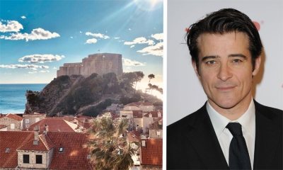 Goran Visnjic remembers his Shakespearian days in Dubrovnik