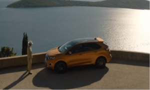 VIDEO Croatia and Ford shine together in the short film Le Fantome