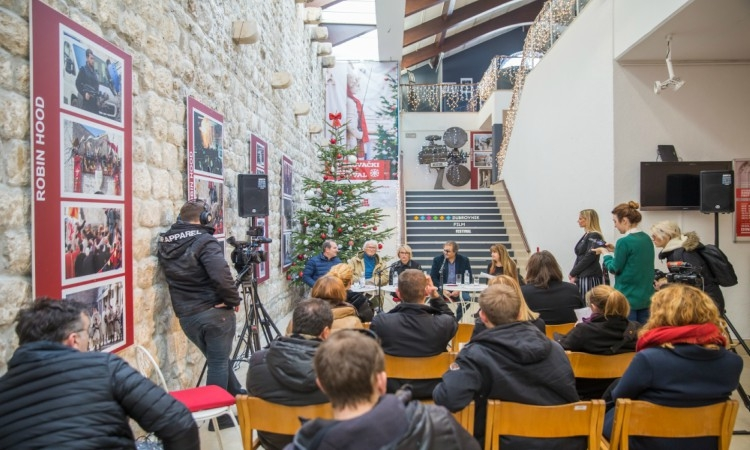 Dubrovnik Christmas Concert was presented at the press conference