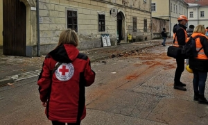Heroes at work – Croatian firefighters rescue over 30 people from the earthquake rubble