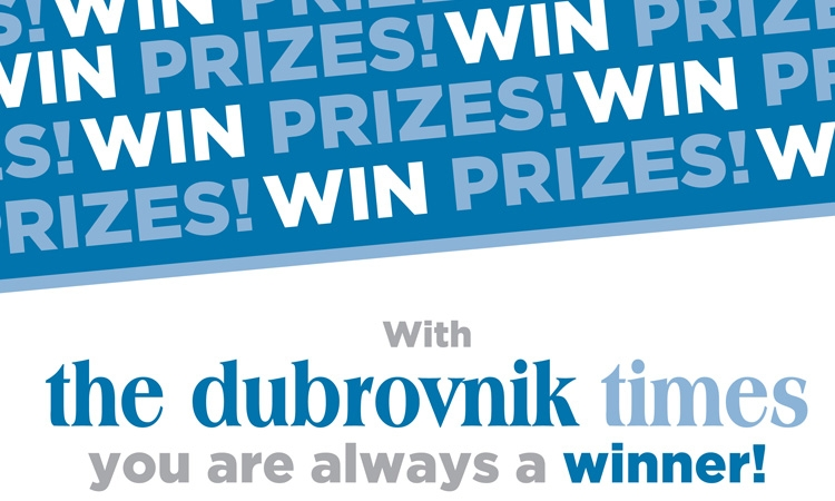 Competition – win two official Dubrovnik Marathon shirts